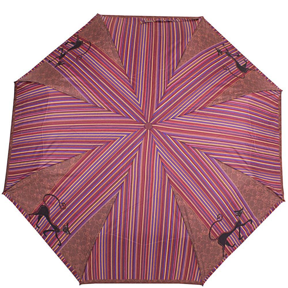 Зонт женский компактный механический ZEST (ЗЕСТ) Z53516-2-11 Zest