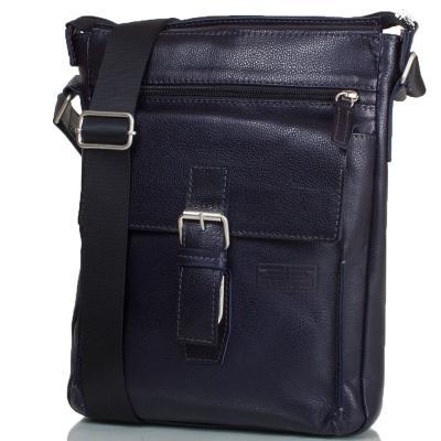 Кожаная мужская сумка-планшет ETERNO (ЭТЭРНО) ERM512BL Eterno