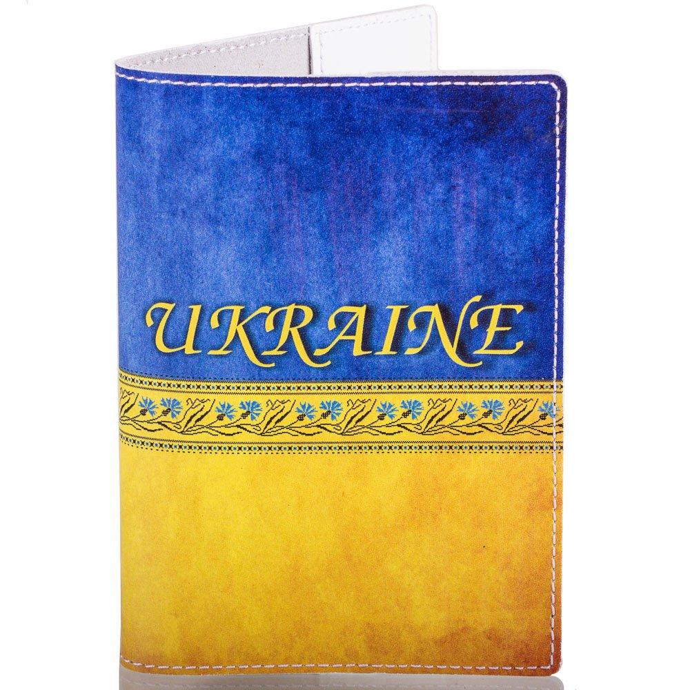 Женская кожаная обложка для паспорта VALENTA (ВАЛЕНТА) VOY16623F5 Valenta