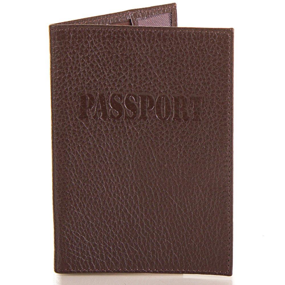 Мужская обложка для паспорта CANPELLINI (КАНПЕЛЛИНИ) SHI002 Canpellini