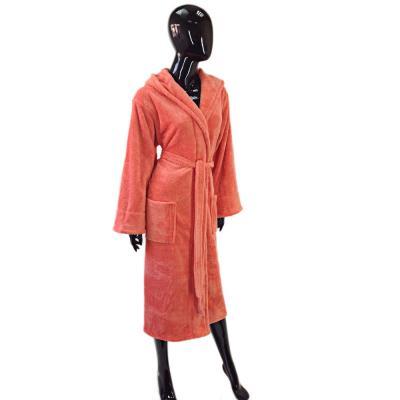 Купить:  Халат женский из микрофибры SOFT SHOW COLLECTION (СОФТ ШОУ КОЛЛЕКШН) SS21-2 Soft show collection
