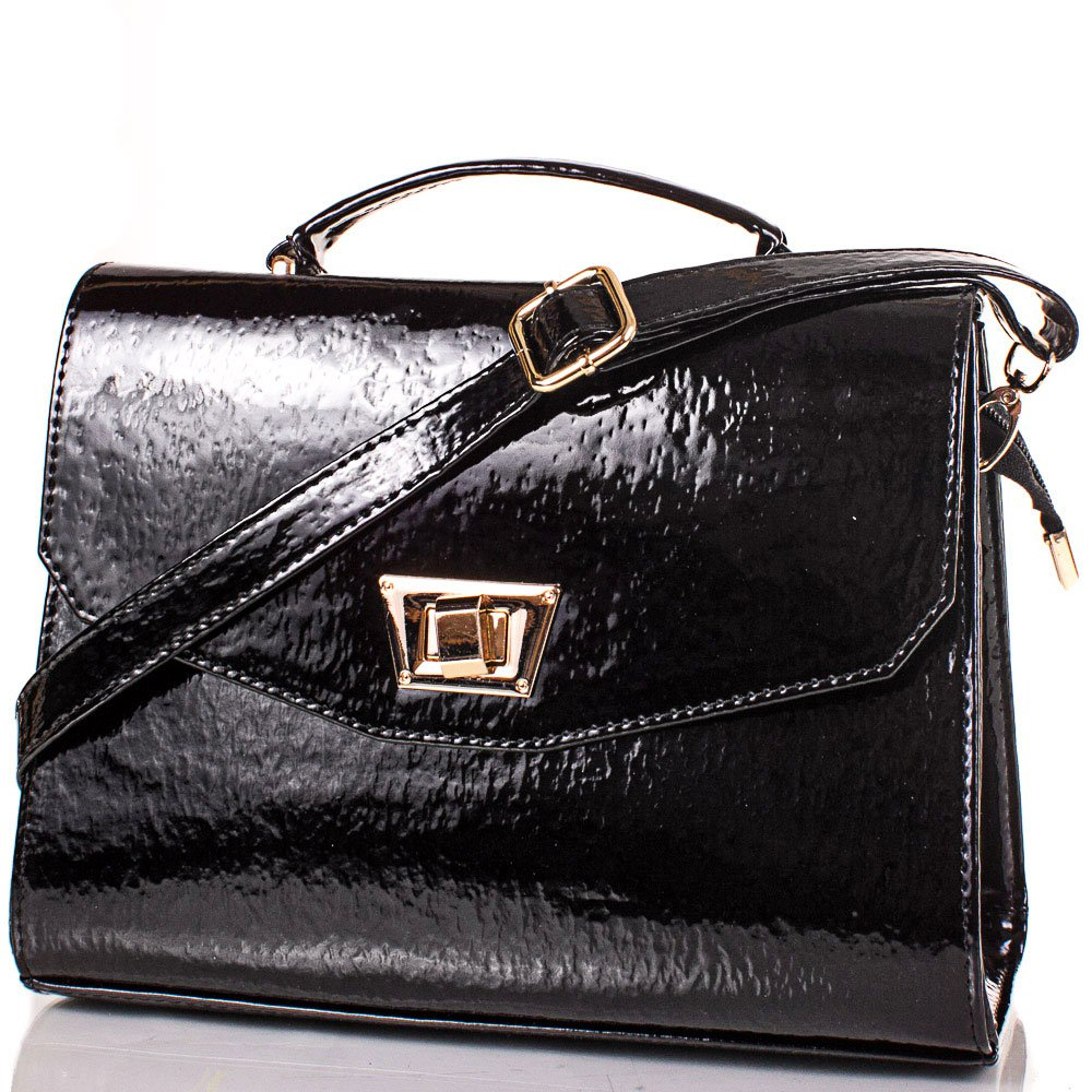 Купить:  Женская сумка из качественного кожезаменителя ETERNO (ЭТЕРНО) ETMS35236-2-lak Eterno