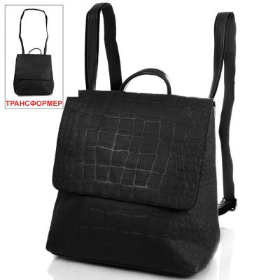 Сумка-рюкзак женская из качественного кожезаменителя ANNA&LI (АННА И ЛИ) TUP14471-2 ANNA&LI