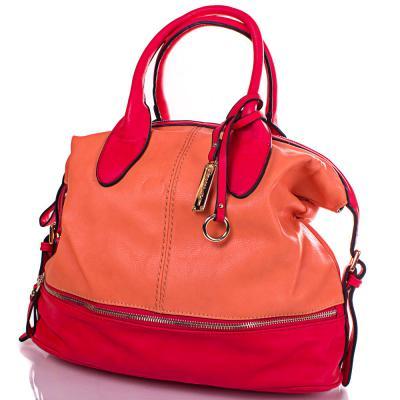 Женская сумка из качественного кожезаменителя GUSSACI (ГУССАЧИ) TUGUS13D044-3-8 GUSSACI