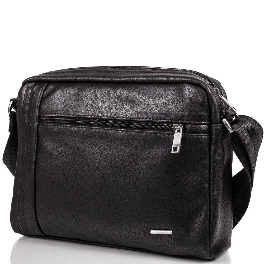 Мужская сумка из качественного кожезаменителя U.DUX (Ю.ДАКС) MS34164 46185