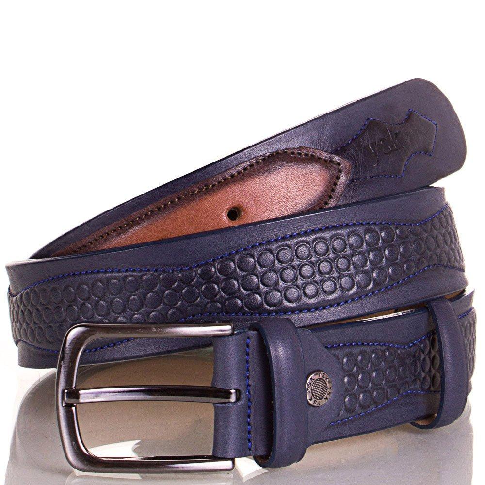 Ремень мужской кожаный Y.S.K. (УАЙ ЭС КЕЙ) SHI4040-6 Y.S.K