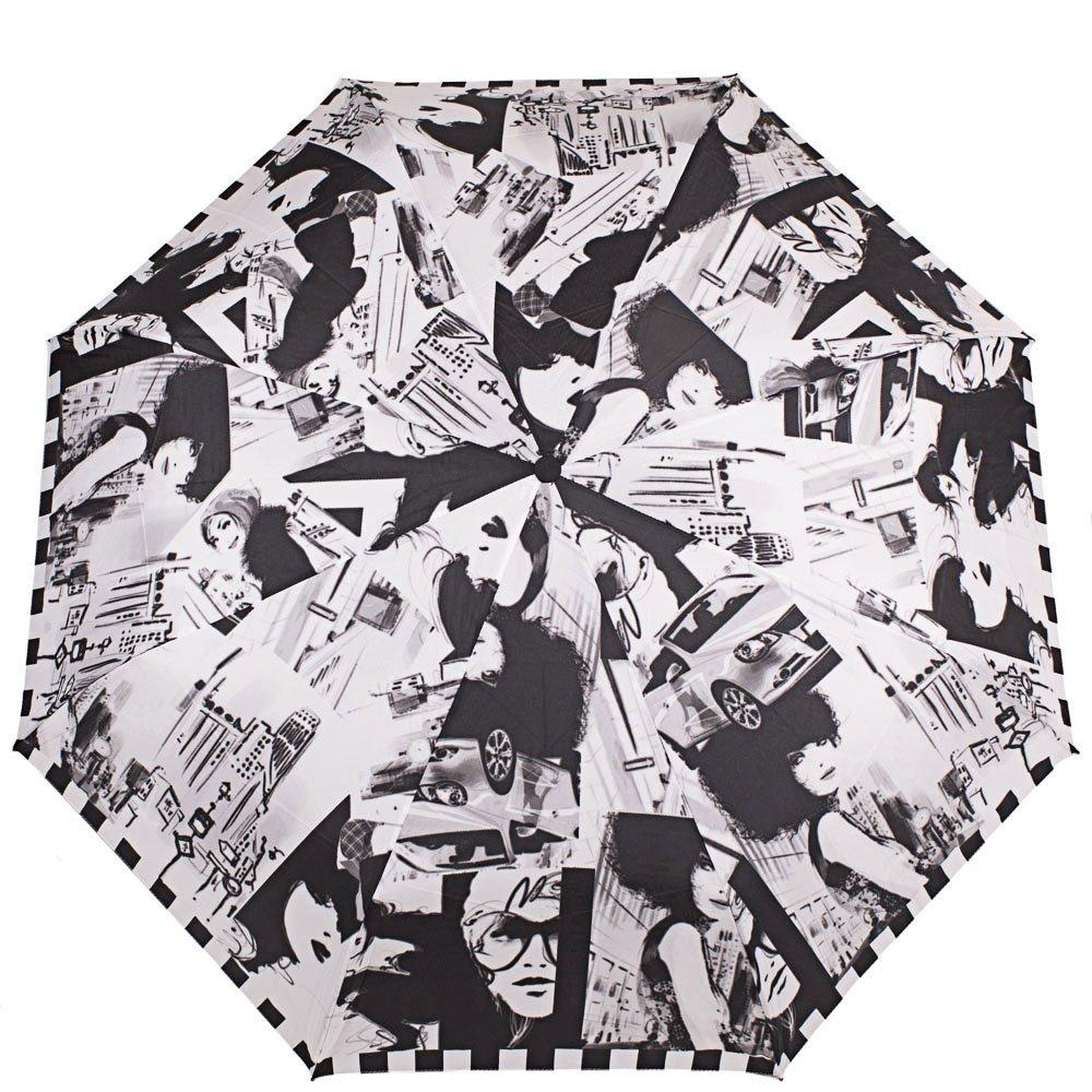 Зонт женский компактный механический ZEST (ЗЕСТ) Z53516-2-2 Zest