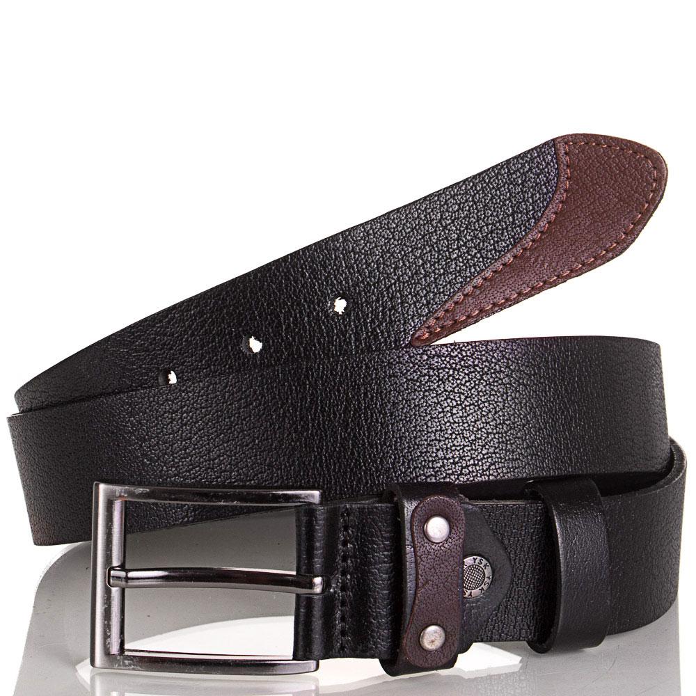 Ремень мужской кожаный Y.S.K. (УАЙ ЭС КЕЙ) SHI4-717-10 Y.S.K