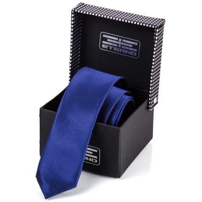 Мужской шелковый галстук ETERNO (ЭТЕРНО) ETEG670 Eterno