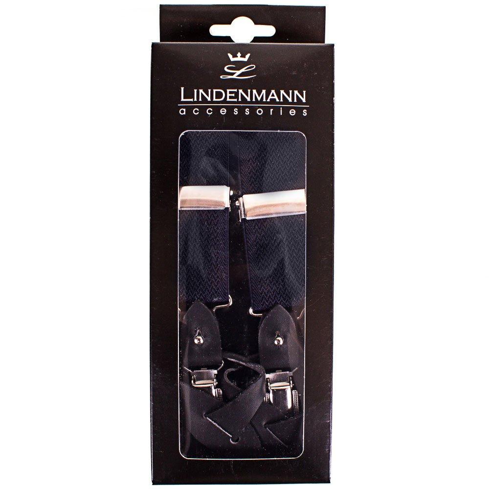 Подтяжки мужские LINDENMANN (ЛИНДЕНМАН) FARE8111-040 Lindenmann