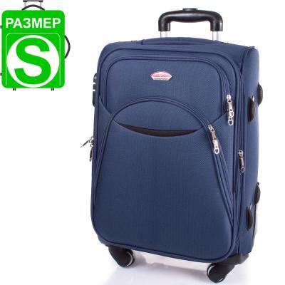 Чемодан маленький на 4-х колесах Suitcase (Сьюткейс) АPT002S-6 Suitcase