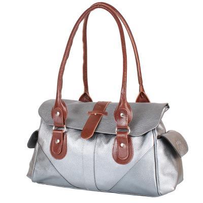 c674da7b Женская кожаная повседневно-дорожная сумка LASKARA (ЛАСКАРА) LK ...