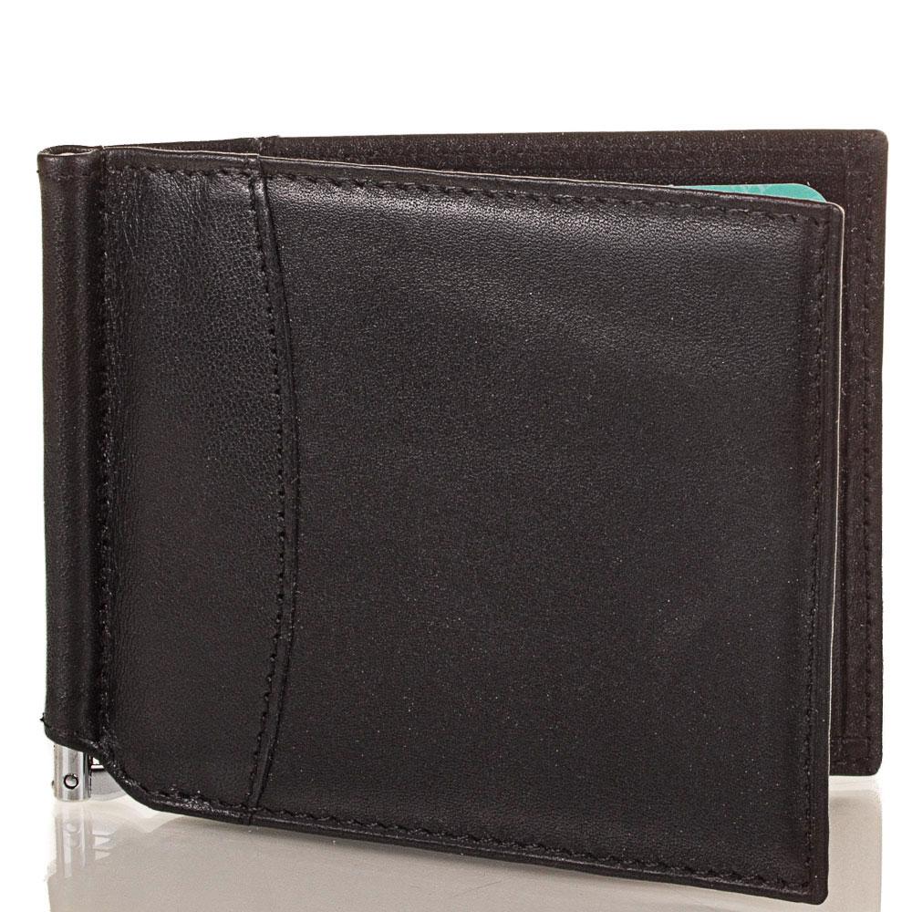 Мужской кожаный зажим для купюр CANPELLINI (КАНПЕЛЛИНИ) SHI070-2 Canpellini