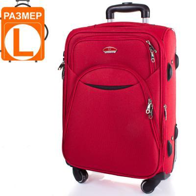 Чемодан большой на 4-х колесах SUITCASE (СЬЮТКЕЙС) АPT002L-1 Suitcase