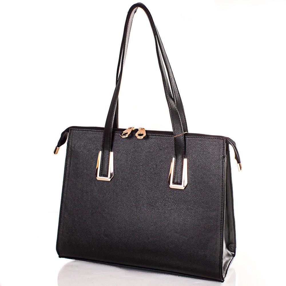 Женская сумка из качественного кожезаменителя МІС MS35244-504