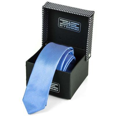 Мужской шелковый галстук ETERNO (ЭТЕРНО) ETEG672 Eterno