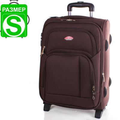 Чемодан маленький на 2-х колесах Suitcase (Сьюткейс) АPT001S-10 Suitcase