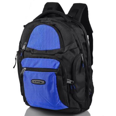 Мужской рюкзак с отделением для ноутбука ONEPOLAR (ВАНПОЛАР) W1063-blue Onepolar