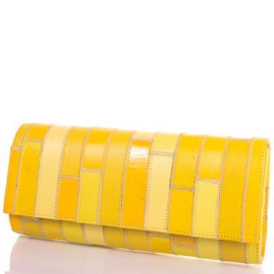 Женский дизайнерский кожаный клатч GALA GURIANOFF (ГАЛА ГУРЬЯНОВ) GG1278-3 Gala Gurianoff