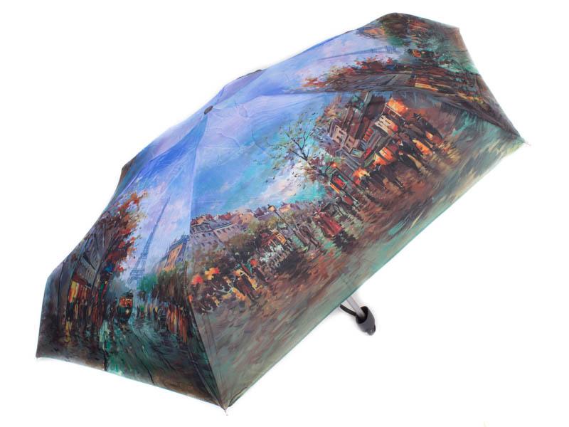 Зонт женский облегченный компактный механический ZEST (ЗЕСТ) Z25515-11 Zest