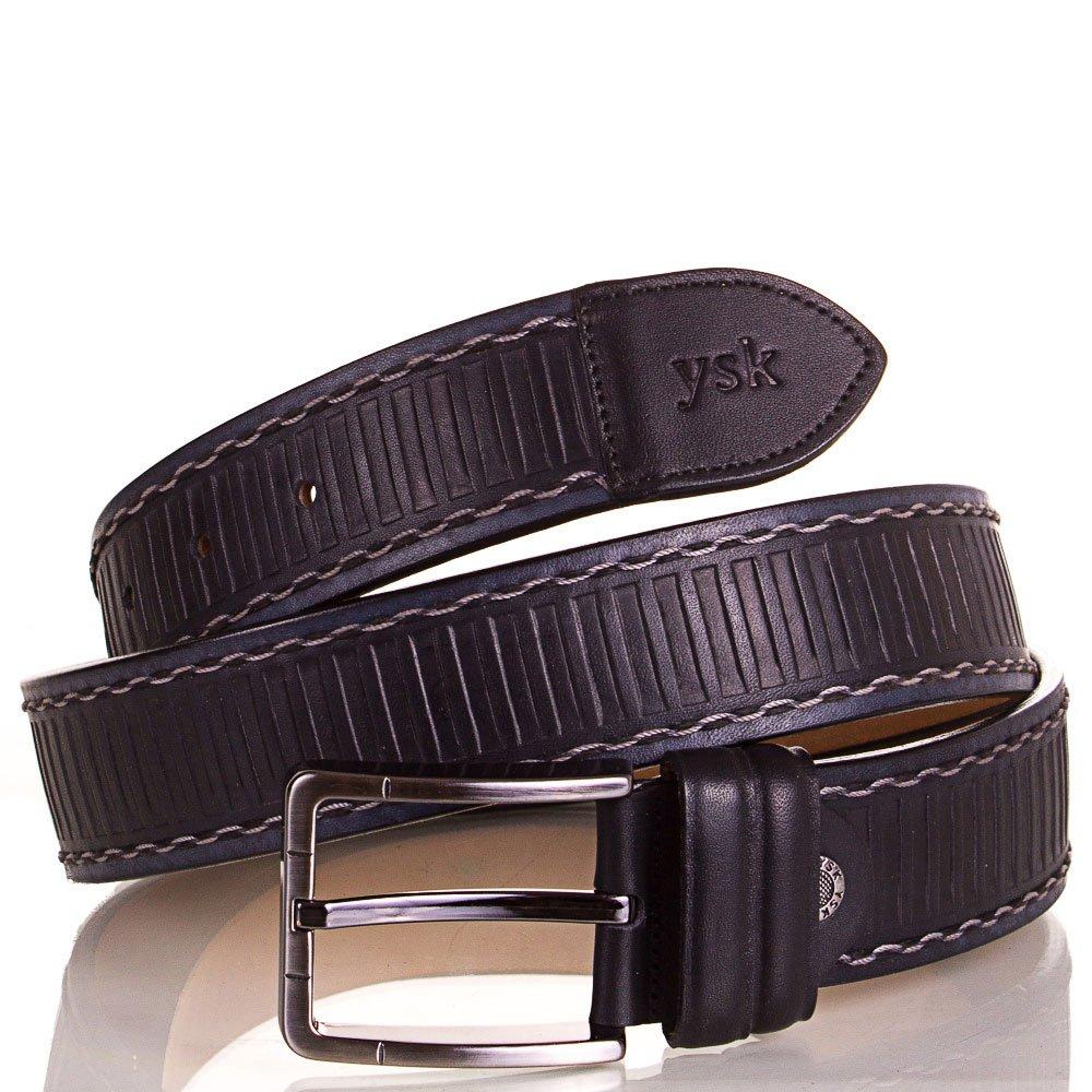 Ремень мужской кожаный Y.S.K. (УАЙ ЭС КЕЙ) SHI4085-2 Y.S.K
