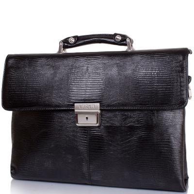 Портфель мужской кожаный KARYA (КАРИЯ) SHI0152-076-2LZ Karya