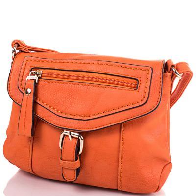 Женская сумка-клатч из качественного кожезаменителя GUSSACI (ГУССАЧИ) TUGUS13B106-1-8 GUSSACI
