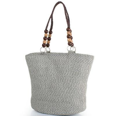 Женская пляжная соломенная сумка ETERNO (ЭТЕРНО) DCP-06-02 Eterno