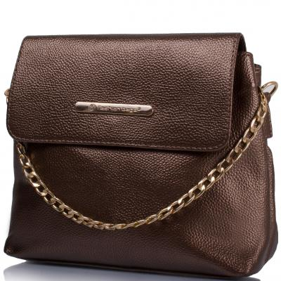 Женская мини-сумка из качественного кожезаменителя ETERNO (ЭТЕРНО) ETK0114-25 Eterno