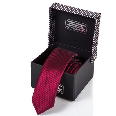 Мужской шелковый галстук ETERNO (ЭТЕРНО) ETEG669 Eterno