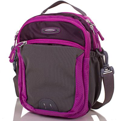 Женская сумка через плечо ONEPOLAR (ВАНПОЛАР) W5231-violet Onepolar