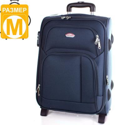 Чемодан средний на 2-х колесах Suitcase (Сьюткейс) АPT001M-6 Suitcase