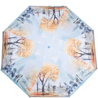 Зонт женский компактный механический ZEST (ЗЕСТ) Z25525-9086 Zest