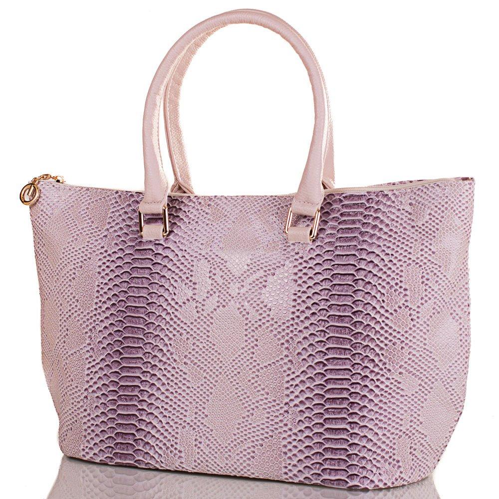Женская сумка из качественного кожезаменителя МІС MS35188 48245