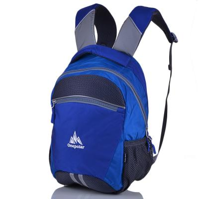 Детский рюкзак ONEPOLAR (ВАНПОЛАР) W1700-blue Onepolar