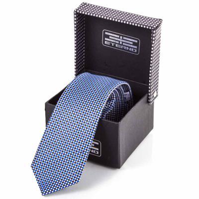 Мужской шелковый галстук ETERNO (ЭТЕРНО) ETEG679 Eterno