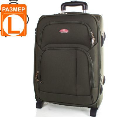 Чемодан большой на 2-х колесах Suitcase (Сьюткейс) АPT001L-16 Suitcase