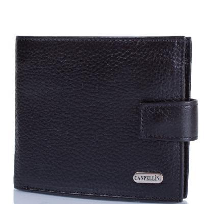 Мужской кожаный кошелек CANPELLINI (КАНПЕЛЛИНИ) SHI223-7 Canpellini