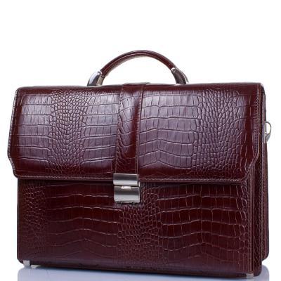 Кожаный мужской портфель KARLET(КАРЛЕТ) SHI5688-19 Karlet
