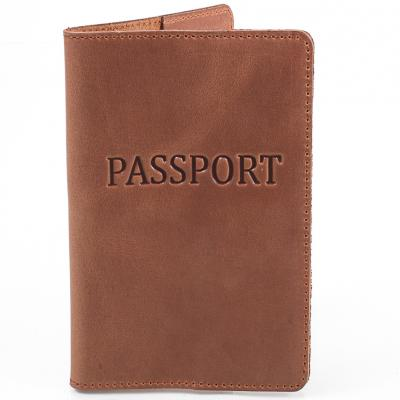 Женская кожаная обложка для паспорта DNK LEATHER (ДНК ЛЕЗЕР) DNK-Pasport-Hcol.N DNK Leather