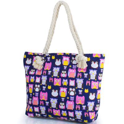 Женская пляжная тканевая сумка ETERNO (ЭТЕРНО) DCA-206-04 Eterno