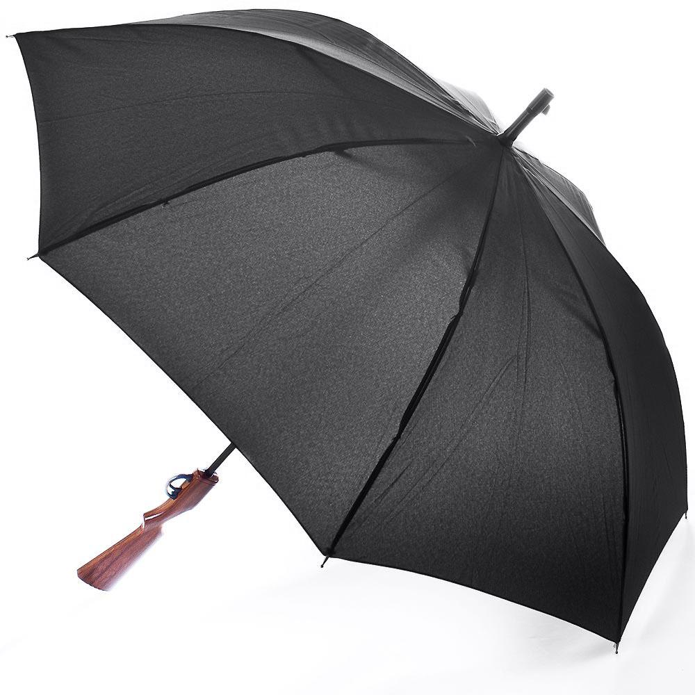 Зонт-трость мужской полуавтомат FARE (ФАРЕ) FARE7007-black FARE