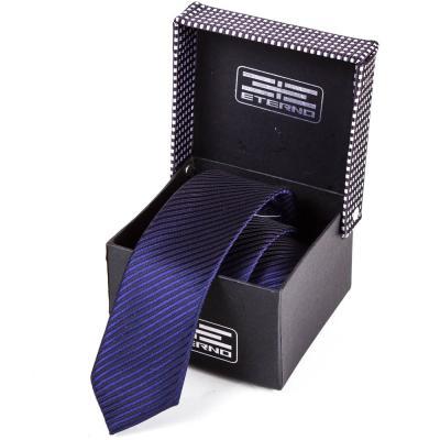 Мужской шелковый галстук ETERNO (ЭТЕРНО) ETEG666 Eterno