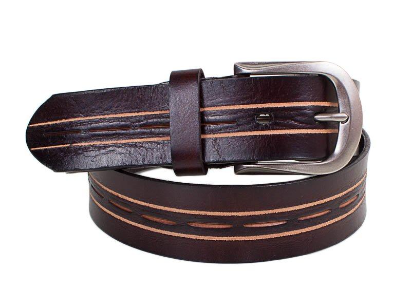 Женский кожаный ремень ETERNO (ЭТЕРНО) E8031 Eterno