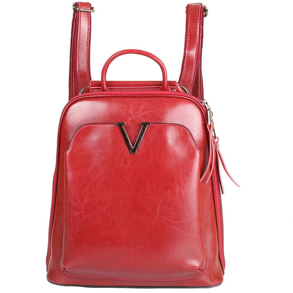 973a2ffda06f Женский кожаный рюкзак ETERNO (ЭТЕРНО). Внимание! В зависимости от настроек  монитора оттенок изделия может отличаться от действительности.