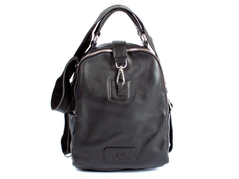 Рюкзак-сумка-трансформер женский кожаный ETERNO (ЭТЕРНО) DF101-B393-black Eterno 1,059.93.