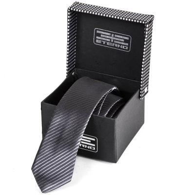Мужской шелковый галстук ETERNO (ЭТЕРНО) ETEG668 Eterno