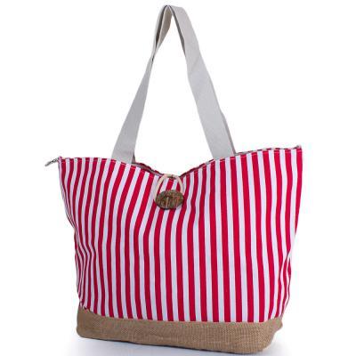 Женская пляжная тканевая сумка ETERNO (ЭТЕРНО) DCT-296-05 Eterno