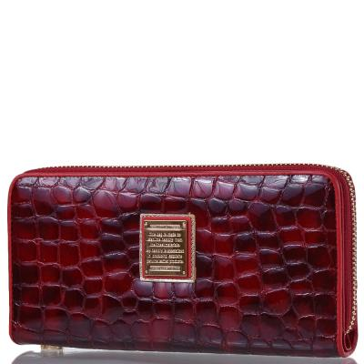 Кошелек женский кожаный WANLIMA (ВАНЛИМА) W82022849997-red Wanlima