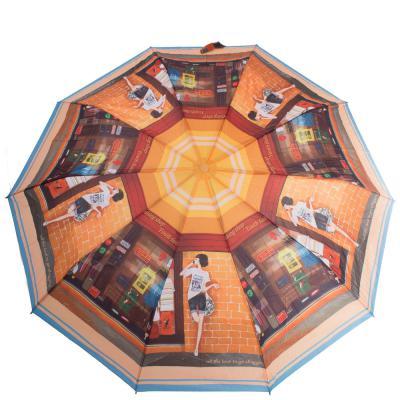 Зонт женский автомат ZEST (ЗЕСТ) Z23966-6 Zest